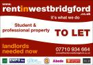 Rent In West Bridgford, Nottingham branch logo