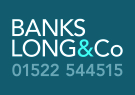 Banks Long & Co , Lincoln branch logo