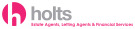 Holts Estate Agents, Thornaby logo