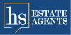 HS Estate Agents logo