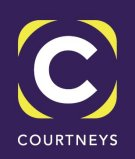 Courtneys Estate Agents, London branch logo