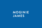 Moginie James, Pontcanna - Sales logo