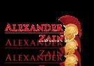 Alexander Zain, London logo