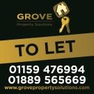 Grove Property Solutions, Nottingham logo