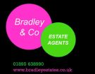 Bradley & Co Estates Limited, Middlesex branch logo