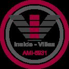 Inside-Villas, Almancil logo