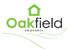 Oakfield Property, Buckley branch logo