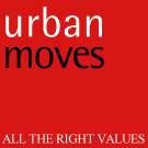 Urban Moves, London logo
