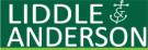 Liddle & Anderson, Bo'Ness logo