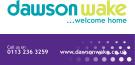 Dawson Wake, Leeds branch logo