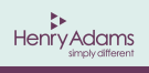 Henry Adams, Chichester - New Homes logo