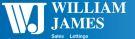 William James Estate Agents, Marble Arch logo