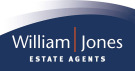 William Jones Estate Agents, Didcot logo