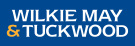 Wilkie May & Tuckwood, Minehead branch logo