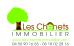 Les Chenets Immobilier, Morillon logo
