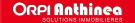 ORPI Anthinea, French Property Experts logo