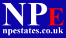 N P Estates, Manchester branch logo