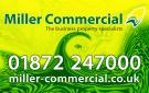 Miller Commercial , Truro logo