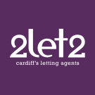 2 Let 2, Cardiff branch logo