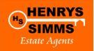 Henrys Simms, Heanor logo