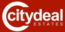 Citydeal Estates, London branch logo