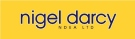 Nigel Darcy Estate Agents, Nelson branch logo