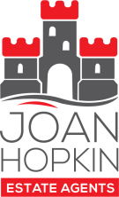 Joan Hopkin, Beaumaris logo