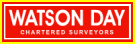 Watson Day Chartered Surveyors, Chatham branch logo