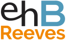 ehB Reeves, Leamington Spa logo