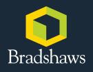 Bradshaws, Harlington logo