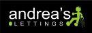 Andrea's Lettings , Prestatyn branch logo