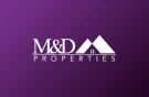 M&D Properties, Cardiff branch logo