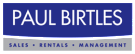 Paul Birtles Estate Agents, Urmston logo
