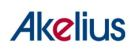 Akelius Residential, London branch logo