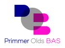 Primmer Olds B.A.S., Southampton logo