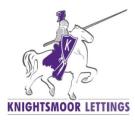 Knightsmoor Lettings, Overton logo