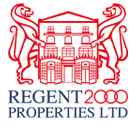 Regent 2000 Properties, London logo