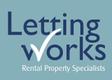 Letting Works, Lytham St Annes logo