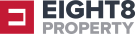 Eight8 Property, Birmingham logo