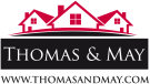 Thomas & May, Epsom logo