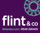 Flint & Co, Cannock logo