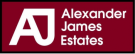 Alexander James Estates, London branch logo