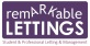 Remarkable Lettings, Derby logo