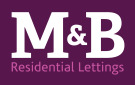 M&B Lettings, Plymouth branch logo
