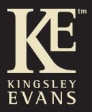 Kingsley Evans, Cheltenham logo