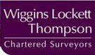 Wiggins Lockett Thompson Chartered Surveyors, Telford branch logo