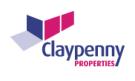 Claypenny Properties, Sheffield branch logo