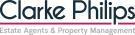 Clarke Philips, Newmarket branch logo