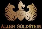 Allen Goldstein, Bloomsbury branch logo