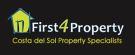 First 4 Property, Malaga logo